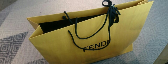 Fendi is one of Hawaii Omiyage.