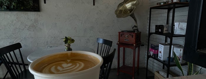 60 Speciality Coffee is one of New coffee.