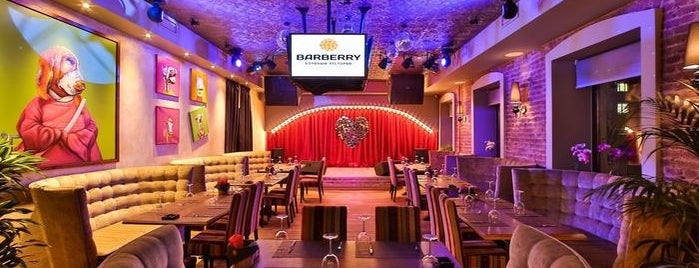 DAY & NIGHT Barberry is one of St Petersburg Bars & Lounges.