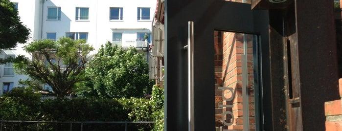 Mangold Bar Restaurant is one of Hamburg+.