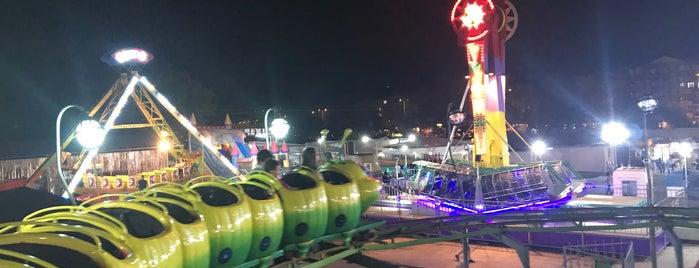 Devrek Lunapark is one of Lugares favoritos de Zekeriy@.