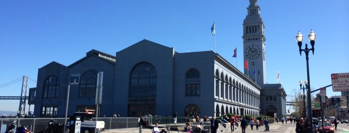 San Francisco Bay Ferry Terminal is one of Adventure.