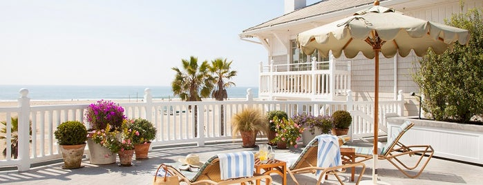 Shutters on the Beach is one of T+L's Definitive Guide to Los Angeles.