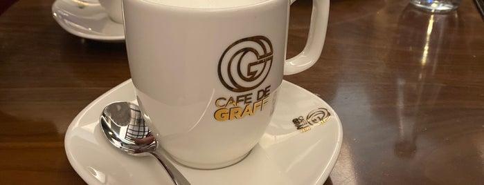 Cafe De Graff is one of Orte, die Ekrem gefallen.