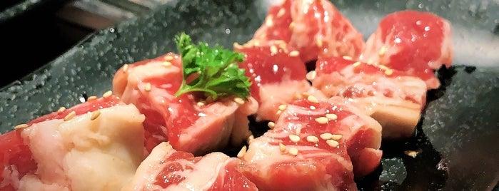 Gyu-Kaku Japanese BBQ - South Bay is one of Locais curtidos por Ahmad.