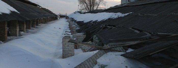 Кирпичный Завод is one of Samet : понравившиеся места.