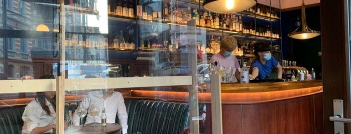 Chez Richard is one of สถานที่ที่บันทึกไว้ของ Anthi.