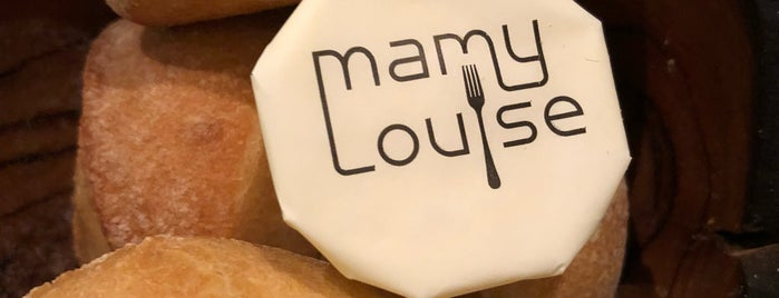 Mamy Louise is one of Lieux sauvegardés par Thienpont.