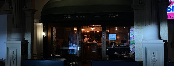 D'oro Pizzeria is one of Eastern b4.