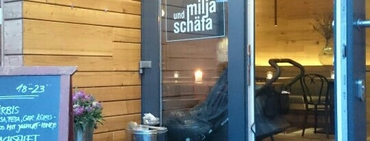 Milja & Schäfa is one of Coffee spots Berlin.