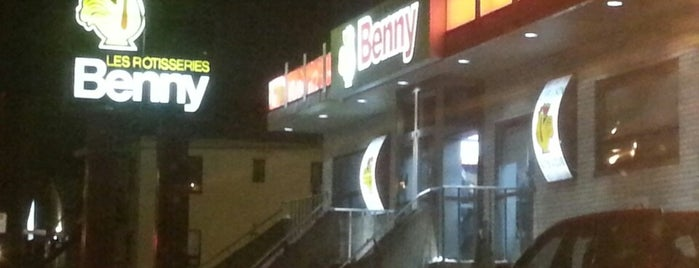 Benny is one of Restaurants.