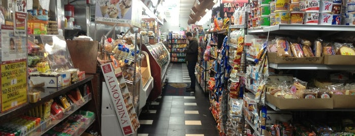 Marinello's Gourmet Deli is one of Bushwick.