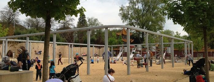 Spielplatz 58 is one of Zurich Kids.