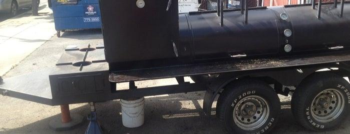 Salinas City BBQ is one of Locais curtidos por Brooks.