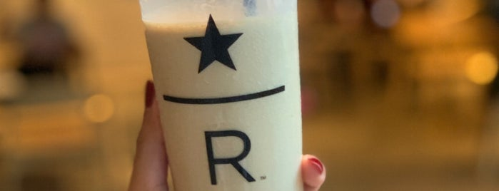 Starbucks Reserve Roastery is one of Chicago.