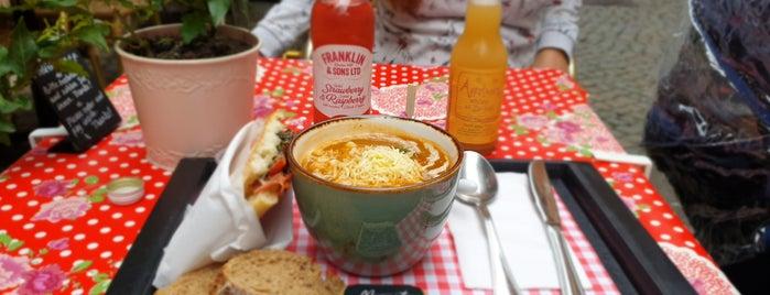 Soup is one of Locais curtidos por Marina.