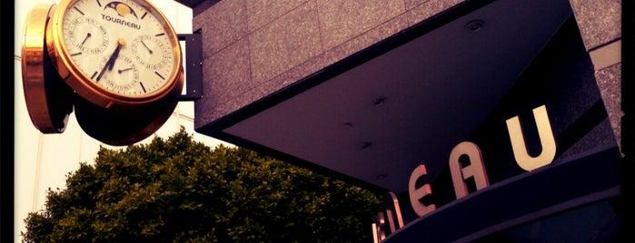 Tourneau is one of LA Top Shops.