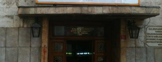 """Tarihi Galatasaray Hamamı is one of """"Sıcak Temas"""" Yaşatan Yerler."""