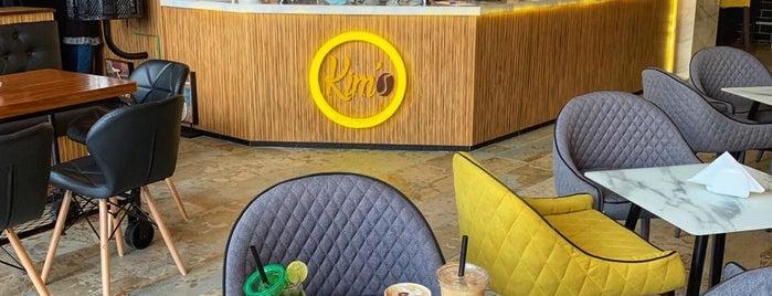 Kim's Coffee is one of Tempat yang Disukai Omer.
