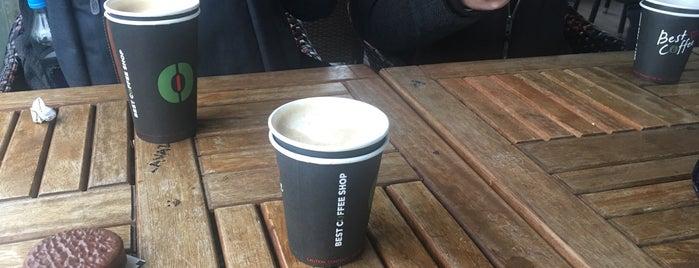 Best Coffee Shop- Işık Üniversitesi is one of Tempat yang Disukai Beyza.