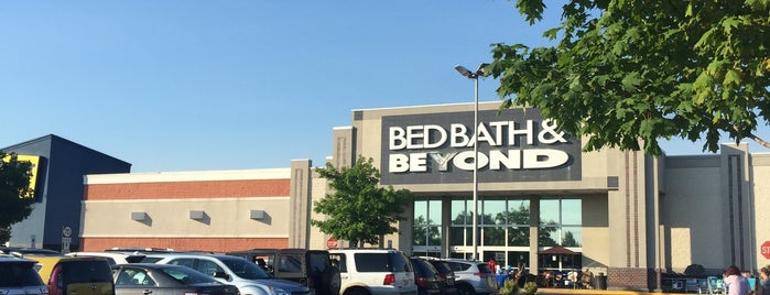 Bed Bath & Beyond is one of SMS FRANKFURT Group Travel 님이 좋아한 장소.
