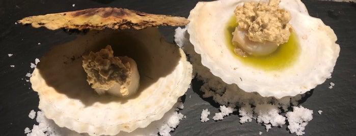 갓포산 is one of seafood.