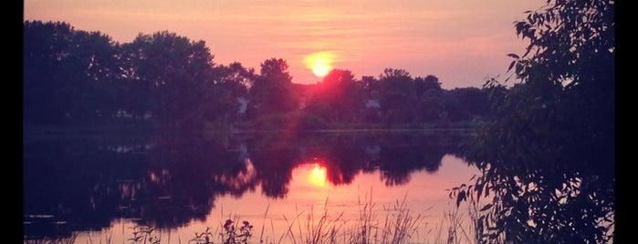 Sunset Pond is one of Harry 님이 좋아한 장소.