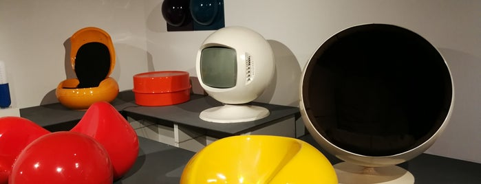 ADAM - Brussels Design Museum is one of Bruxelles, ma belle.