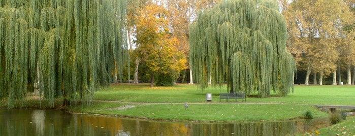 Mittlerer Schlossgarten is one of Freizeitaktivitäten.