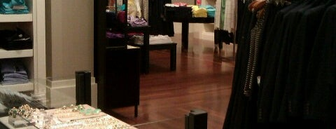 Banana Republic is one of Favorite Places to visit!.