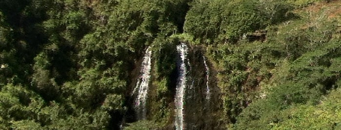 Opaekaa Falls is one of Kauai To Do List.