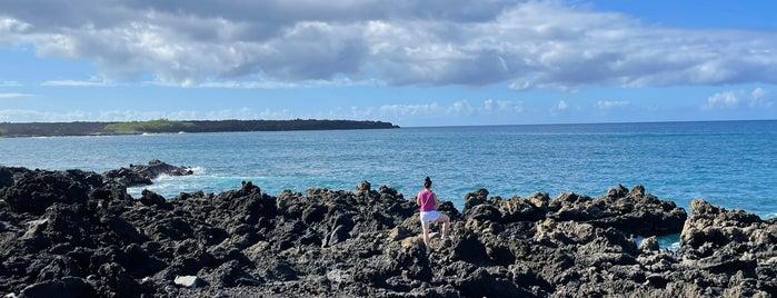 Lava Fields — Kings Trail is one of Maui.