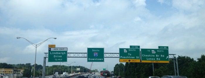 85 South Exit 86 is one of Alda : понравившиеся места.