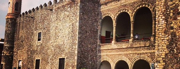 Palacio de Cortés is one of Cuernavaca.