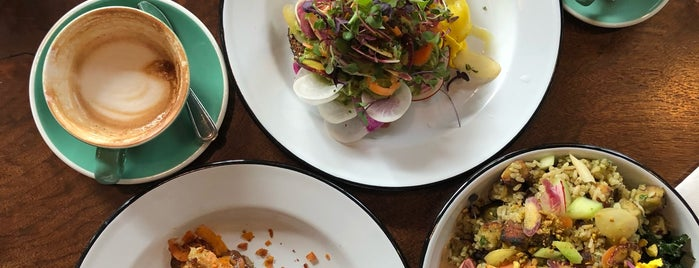 Holiday Is One Of The 15 Best Vegetarian And Vegan Restaurants In Portland