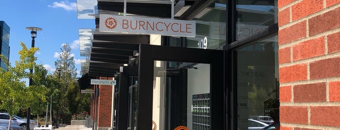 Burncycle Lake Oswego is one of Tempat yang Disukai Rosana.