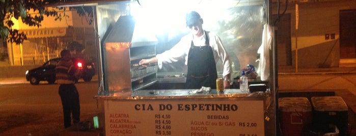Cia do Espetinho is one of Lugares que já dei checkin.