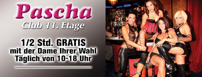 Pascha Nightclub is one of Best clubs in Cologne.