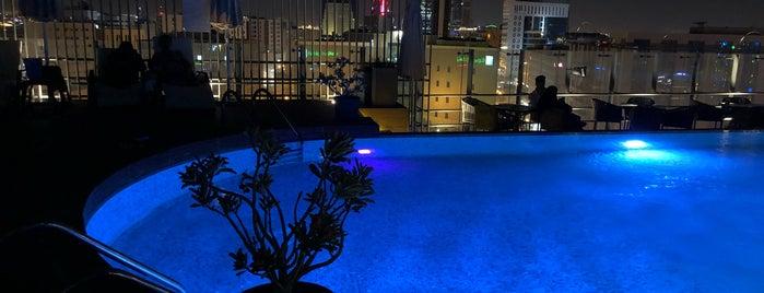 Fraser Suites Riyadh is one of Gespeicherte Orte von Ahmed.