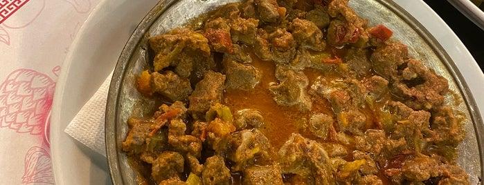 Tarihi Kervansaray Restaurant is one of Malatya.
