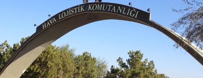 Hava Lojistik Komutanlığı is one of Locais curtidos por C.Kaan.