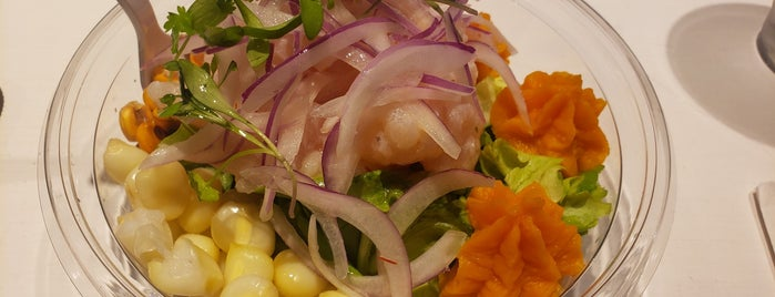Mission Ceviche is one of Orte, die Keith gefallen.