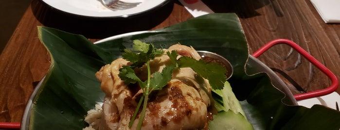 Bua Thai Ramen & Robata Grill is one of NYC Manhattan East 65th St+.