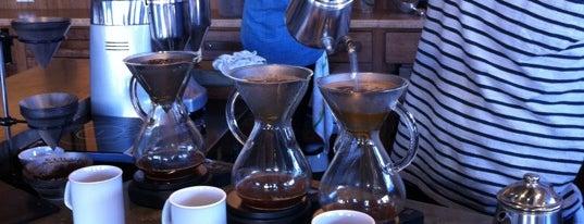 Coava Coffee Roasters Cafe is one of Seattle + Portland Fall 2015.