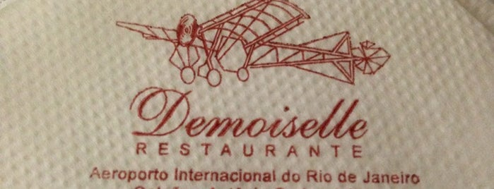 Demoiselle is one of Locais curtidos por Claudieny.