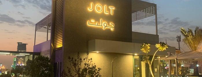 JOLT is one of Drivethru - riyadh.