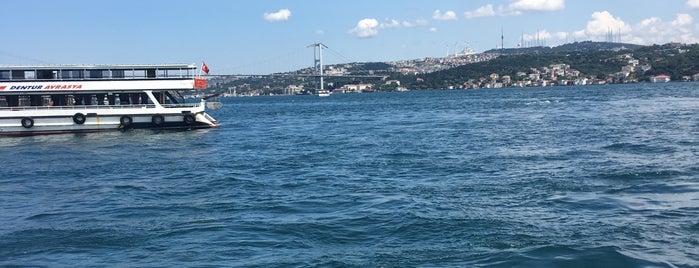 Beşiktaş - Kadıköy Motoru is one of สถานที่ที่ k&k ถูกใจ.