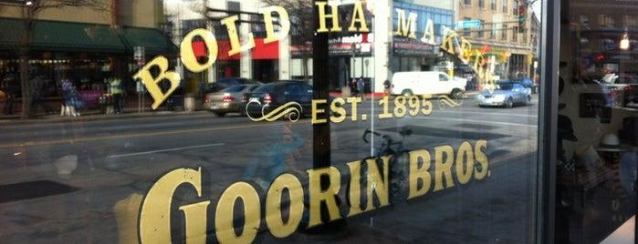 Goorin Bros is one of Locais curtidos por Steven David.
