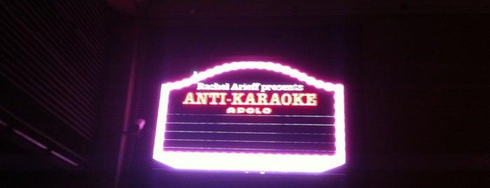 Anti-Karaoke is one of La otra Barcelona.