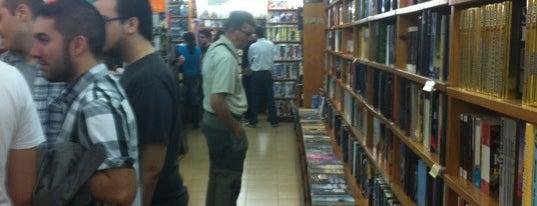 Librería Gigamesh is one of Barcelona Weekender.
